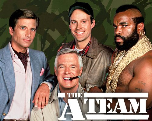 The A Team group