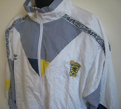 Scotland shellsuit