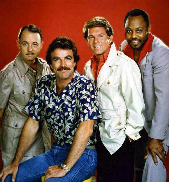 Magnum cast