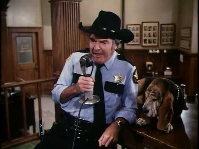 Sheriff Rosco