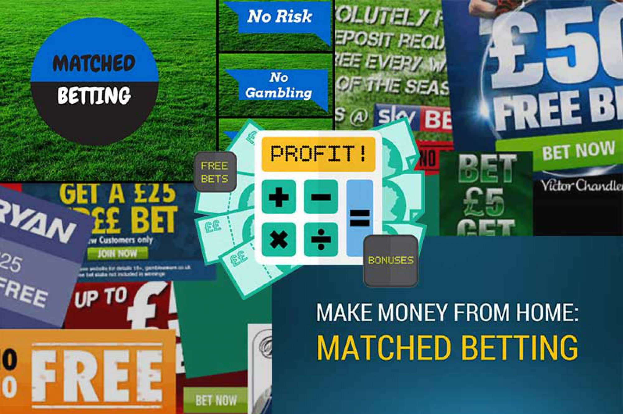 1 no risk matched betting scam