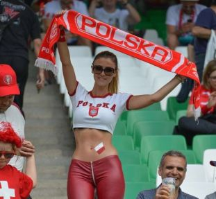 Poland clearly have far more going for them off the pitch than on it.